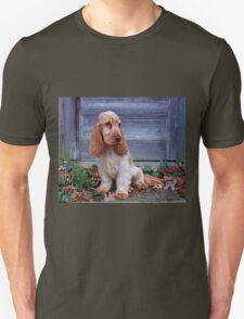 English Cocker Spaniel Unisex T-Shirt