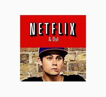 Netflix and Dyl  Unisex T-Shirt