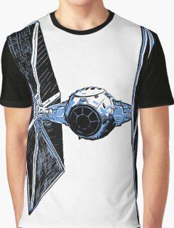 Star Wars Tie Fighter Graphic T-Shirt