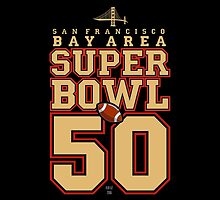 Super Bowl 50  by Jimmy Rivera