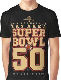 Super Bowl 50  Graphic T-Shirt