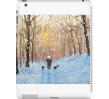 The short cut home.. iPad Case/Skin