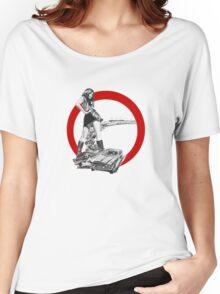 Demolition Derby Girl Women's Relaxed Fit T-Shirt
