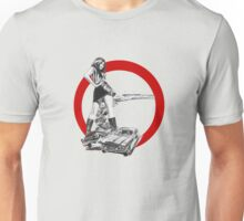 Demolition Derby Girl Unisex T-Shirt
