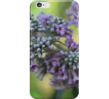 purple touch. iPhone Case/Skin