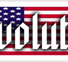 Bumper Sticker 2016 Series: Revolution Sticker