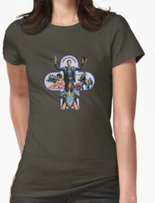 Soul Brother Womens Fitted T-Shirt