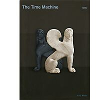 H. G. Wells - The Time Machine Photographic Print