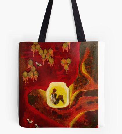 Queen Different Tote Bag