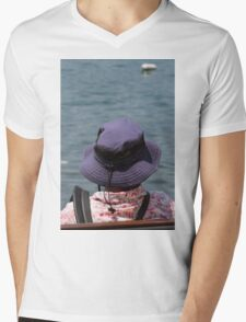 people on the beach Mens V-Neck T-Shirt