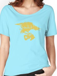 The Rooks logo mechandise Women's Relaxed Fit T-Shirt