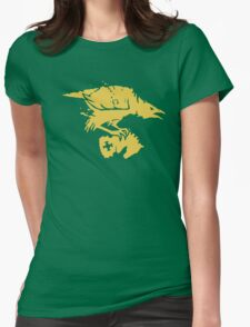 The Rooks logo mechandise Womens Fitted T-Shirt