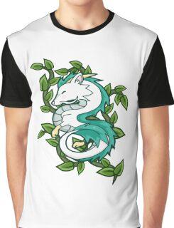 Haku // Spirited Away Graphic T-Shirt