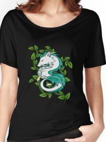 Haku // Spirited Away Women's Relaxed Fit T-Shirt