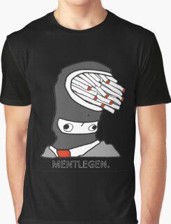 Mentlegen Graphic T-Shirt