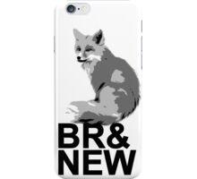 Br& New Fox iPhone Case/Skin