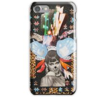 Mouse in the city iPhone Case/Skin