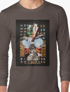 Mouse in the city Long Sleeve T-Shirt
