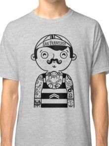 San Francisco Bicyclist Classic T-Shirt