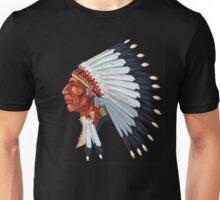 Native American Chief  Unisex T-Shirt