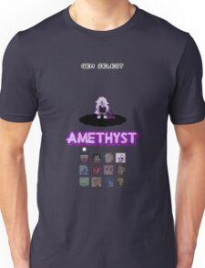 Gem Select - Amethyst Unisex T-Shirt