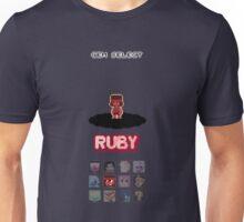 Gem Select - Ruby Unisex T-Shirt