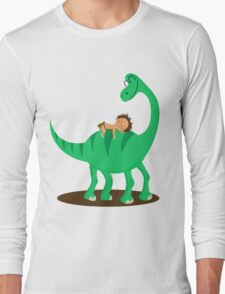 Arlo the good dinosaur Long Sleeve T-Shirt