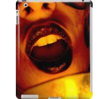 Scream iPad Case/Skin