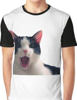 Kitty Graphic T-Shirt