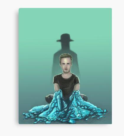 Jessie Pinkman - Breaking bad Canvas Print