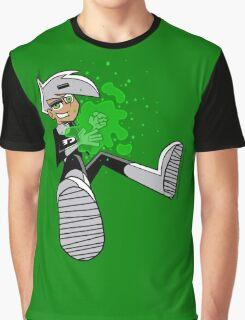 Danny Phantom: Ectoplasm Graphic T-Shirt