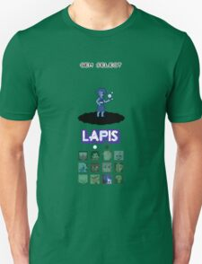Gem Select - Lapis Unisex T-Shirt