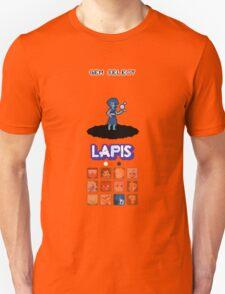 Gem Select - Lapis Unisex T-Shirt
