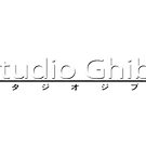 Studio Ghibli Logo by Cats 13