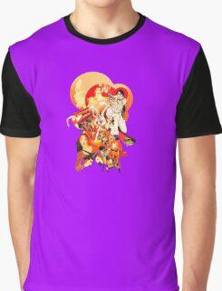 Karate Commando Action Girls.  Graphic T-Shirt