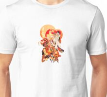 Karate Commando Action Girls.  Unisex T-Shirt