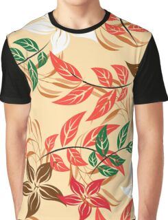 Floral Pattern #19  Graphic T-Shirt