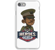 Harlem Hellfighter - Officer iPhone Case/Skin