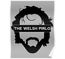 Joe Allen -  The Welsh Pirlo Poster