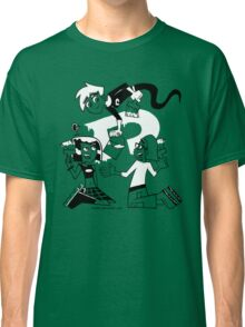 Danny Phantom: Paintbrush Classic T-Shirt
