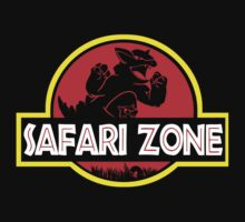 Safari zone by Bandolero
