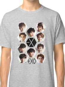 EXO - Group Hex Classic T-Shirt