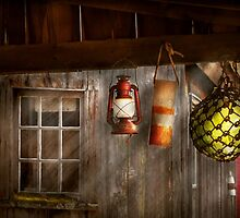 Antique - Hanging around by Mike  Savad