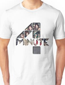 4 minute group logo Unisex T-Shirt