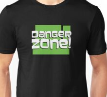 Danger Zone! (ARCHER) Unisex T-Shirt