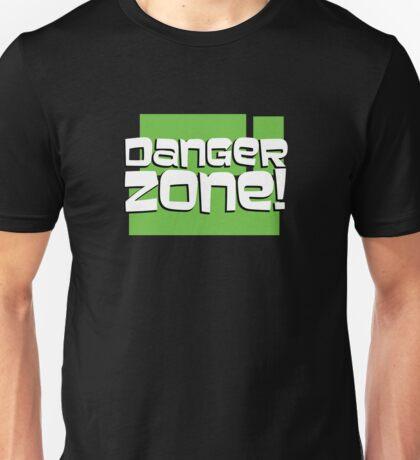 Danger Zone! (ARCHER) Unisex T-Shirt
