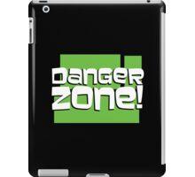 Danger Zone! (ARCHER) iPad Case/Skin