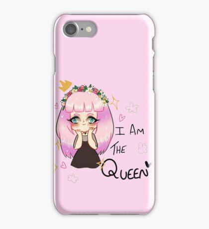 Your Rightful Flower Queen iPhone Case/Skin