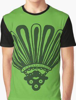 Green aztec Graphic T-Shirt