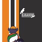 Karasuno Crows (Galaxy Version) by codakmoments